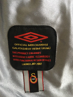 2002/03 Galatasaray Fourth Shirt (L) BNWT