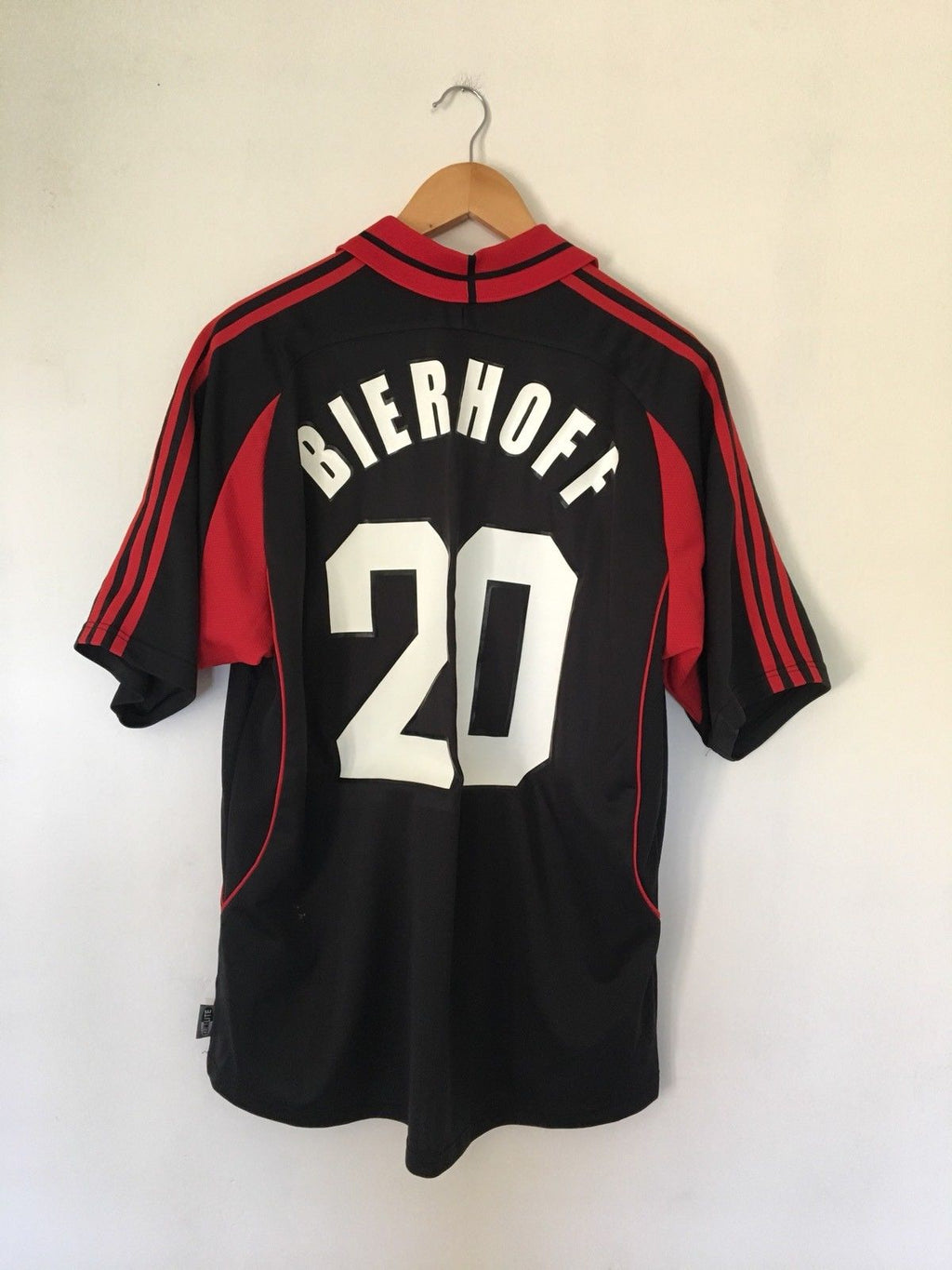 2000/01 AC Milan Third Shirt Bierhoff #20 (XL) 9/10