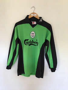 brand new 7267f 6ea43 1997/98 Liverpool GK Shirt (S) – Greatest Kits