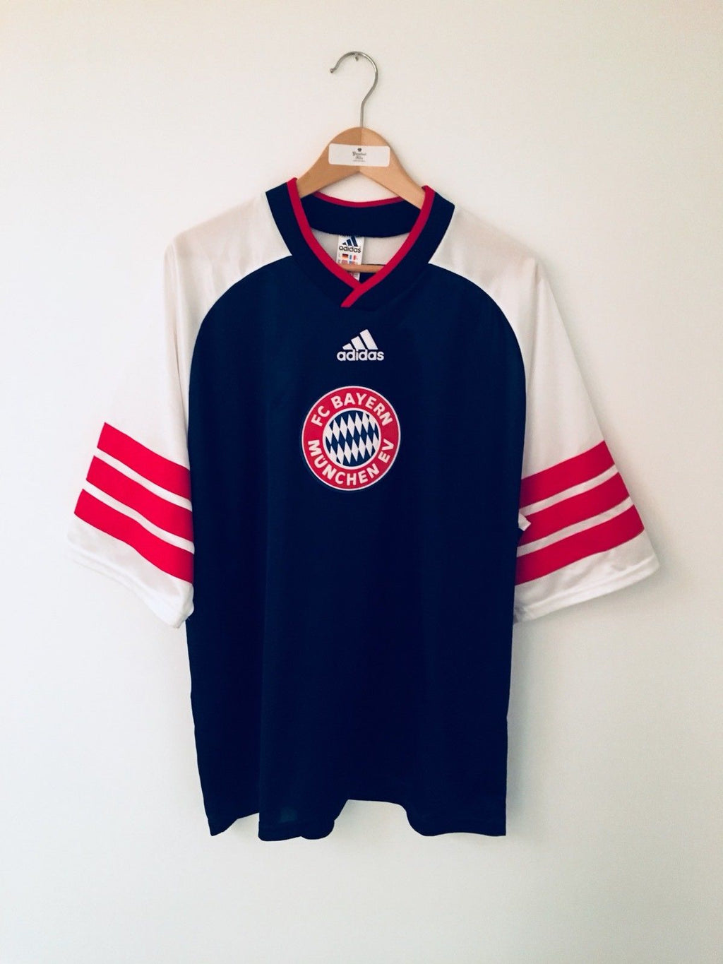 1995/97 Bayern Munich Training Shirt (XL) 9/10