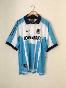 1996/97 1860 Munich Home Shirt (XL) 9.5/10
