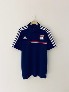 2013/14 Lyon Polo Shirt (L) 9.5/10