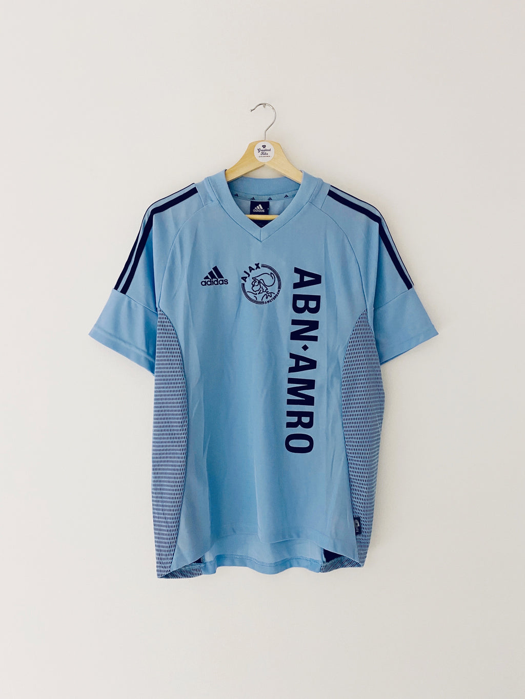 2002/03 Ajax Away Shirt (S) 9/10
