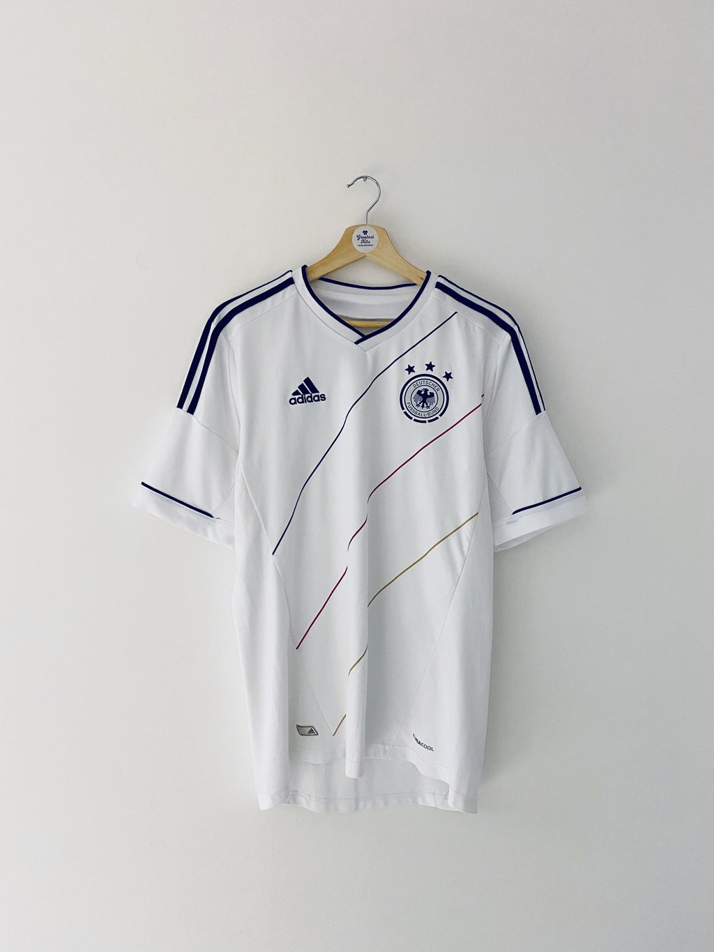 2012/13 Germany Home Shirt (M) 9.5/10