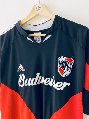 2004/05 River Plate Away Shirt (XL) 7/10