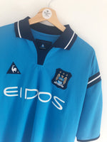 2001/02 Manchester City Home Shirt (XXL) 9.5/10
