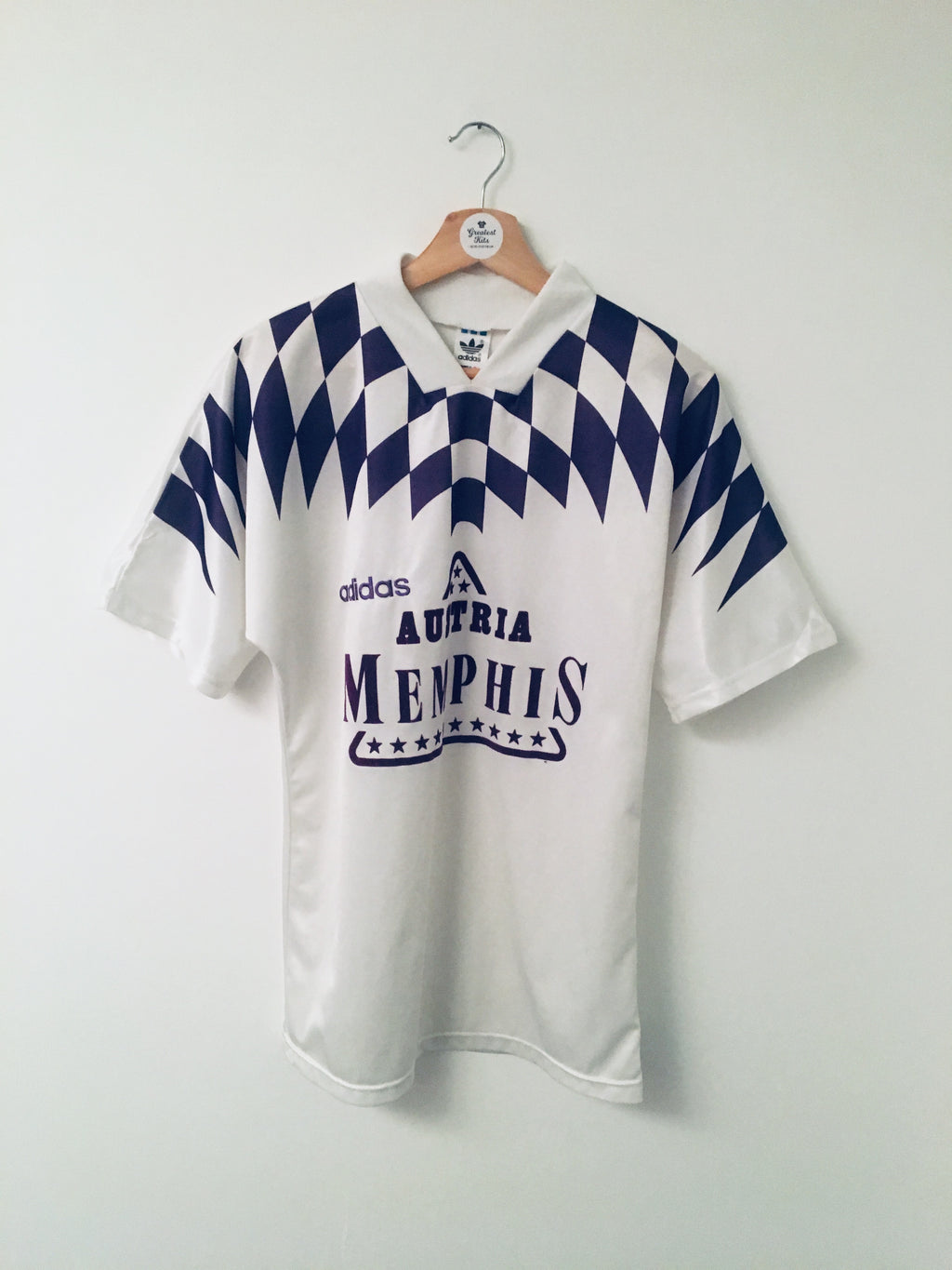 1995/96 Austria Vienna Away Shirt (S)