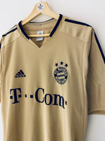 2004/05 Bayern Munich Away Shirt (M) 8.5/10