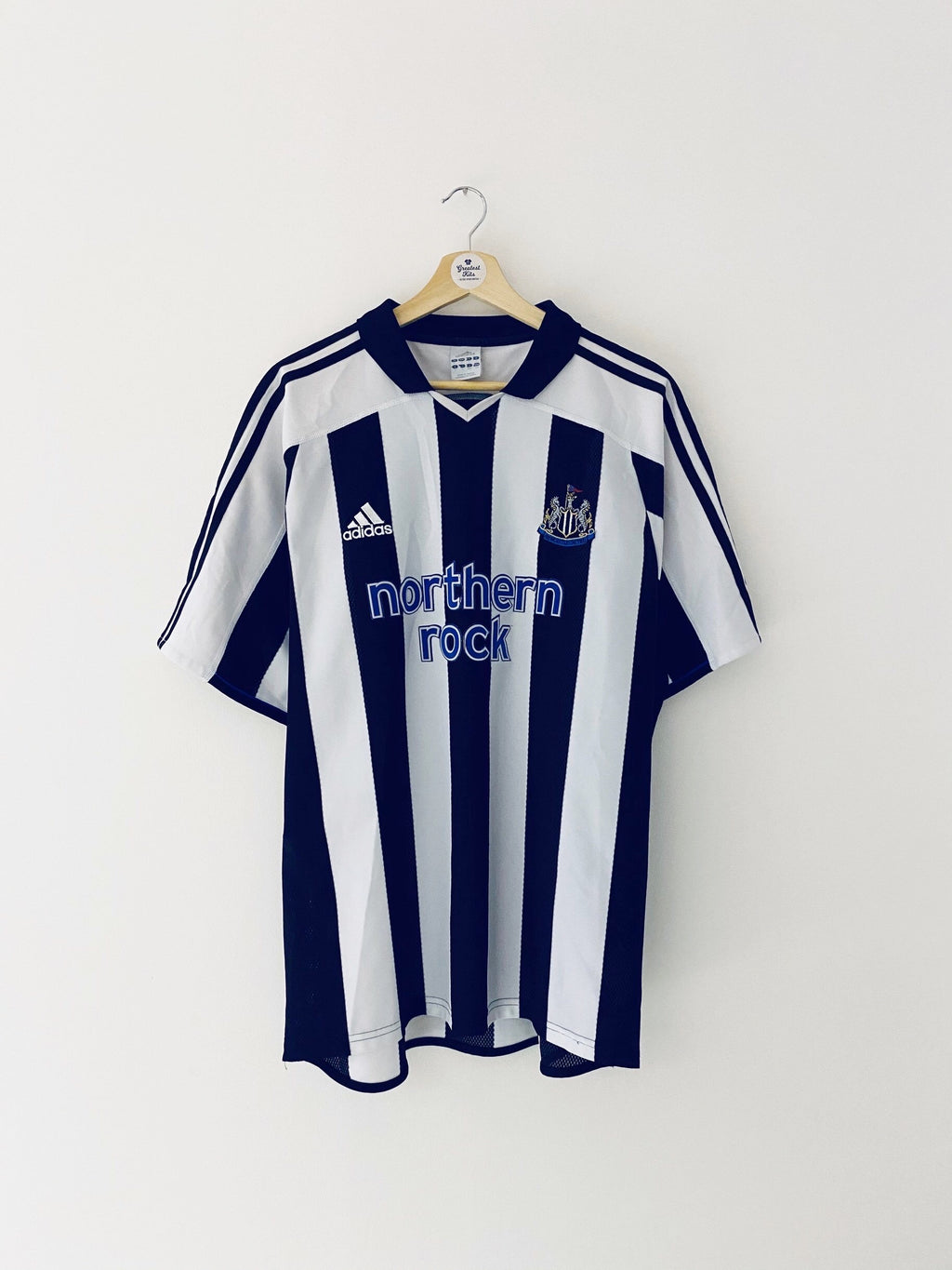 2003/05 Newcastle Home Shirt (L) 6.5/10