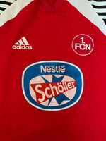 2001/02 Nurnberg Home Shirt #3 (Wiblishauser) (S) 9/10