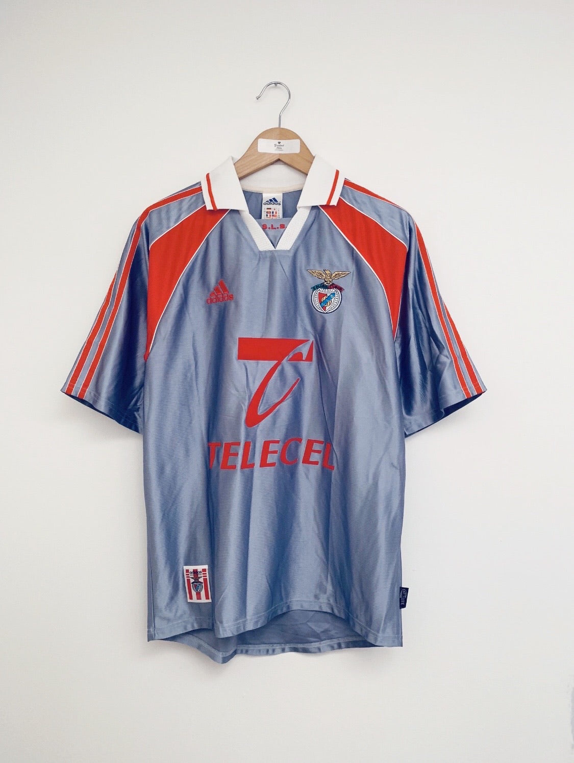1999/00 Benfica Away Shirt (S) 10/10