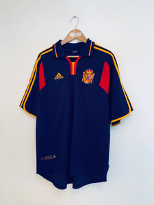 2000/02 Spain Away Shirt (XL) 8.5/10