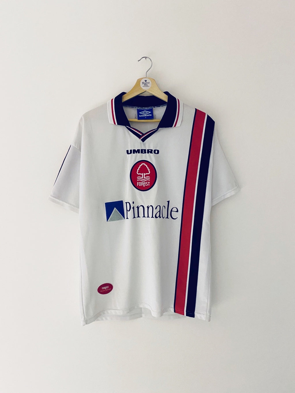 1998/99 Nottingham Forest Away Shirt (M) 7.5/10