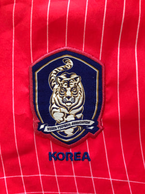 2002/03 South Korea Home Shirt (XL) 9.5/10