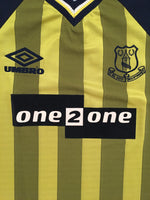 1997/98 Everton Training Shirt (M)