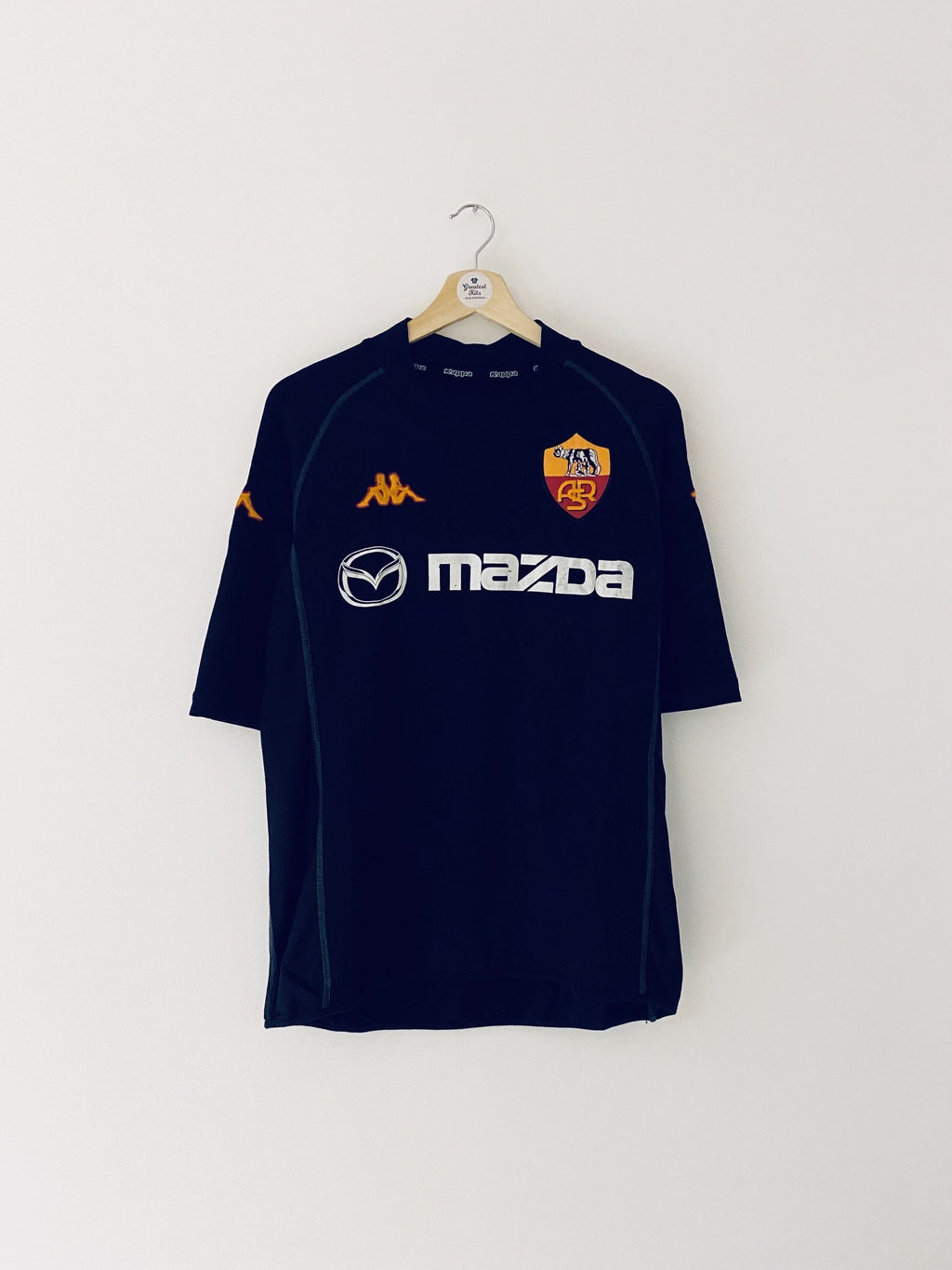 2002/03 Roma Third Shirt (XL) 6/10