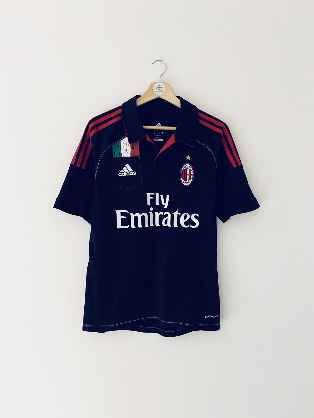 2012/13 AC Milan Third Shirt (S) 9/10