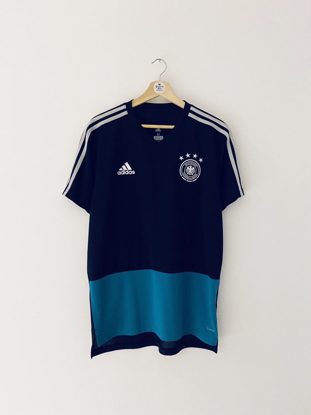 2018/19 Germany Training Shirt (M) 9.5/10