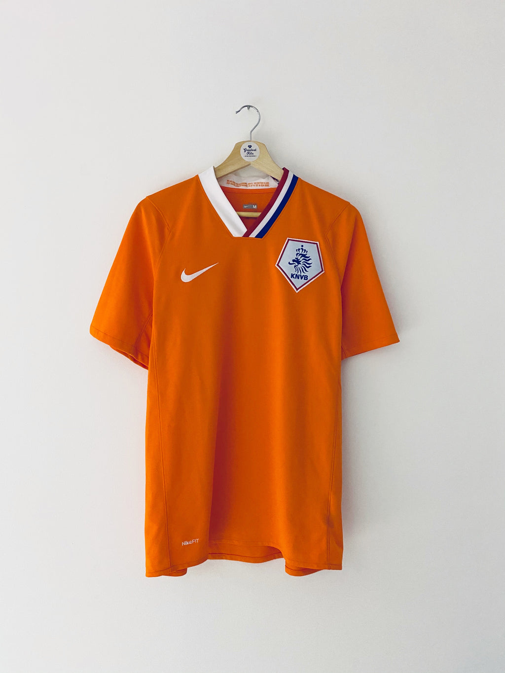 2008/10 Holland Home Shirt (M) 9/10