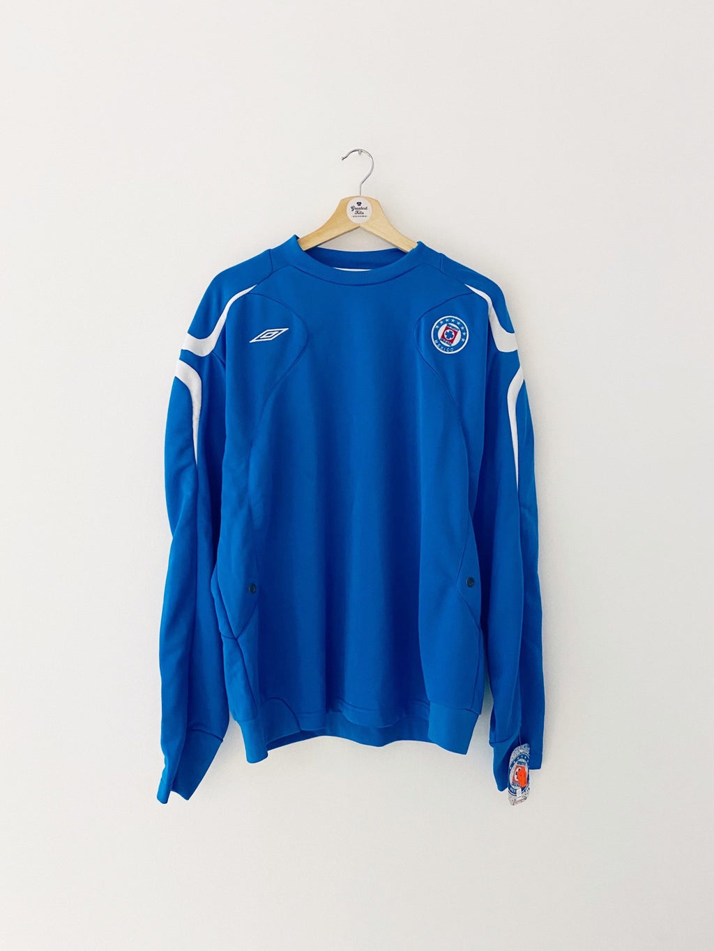 2006/07 Cruz Azul Training Top (XL) BNWT