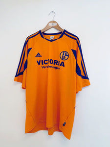 2003/04 Schalke Third Shirt (XXL) 6/10