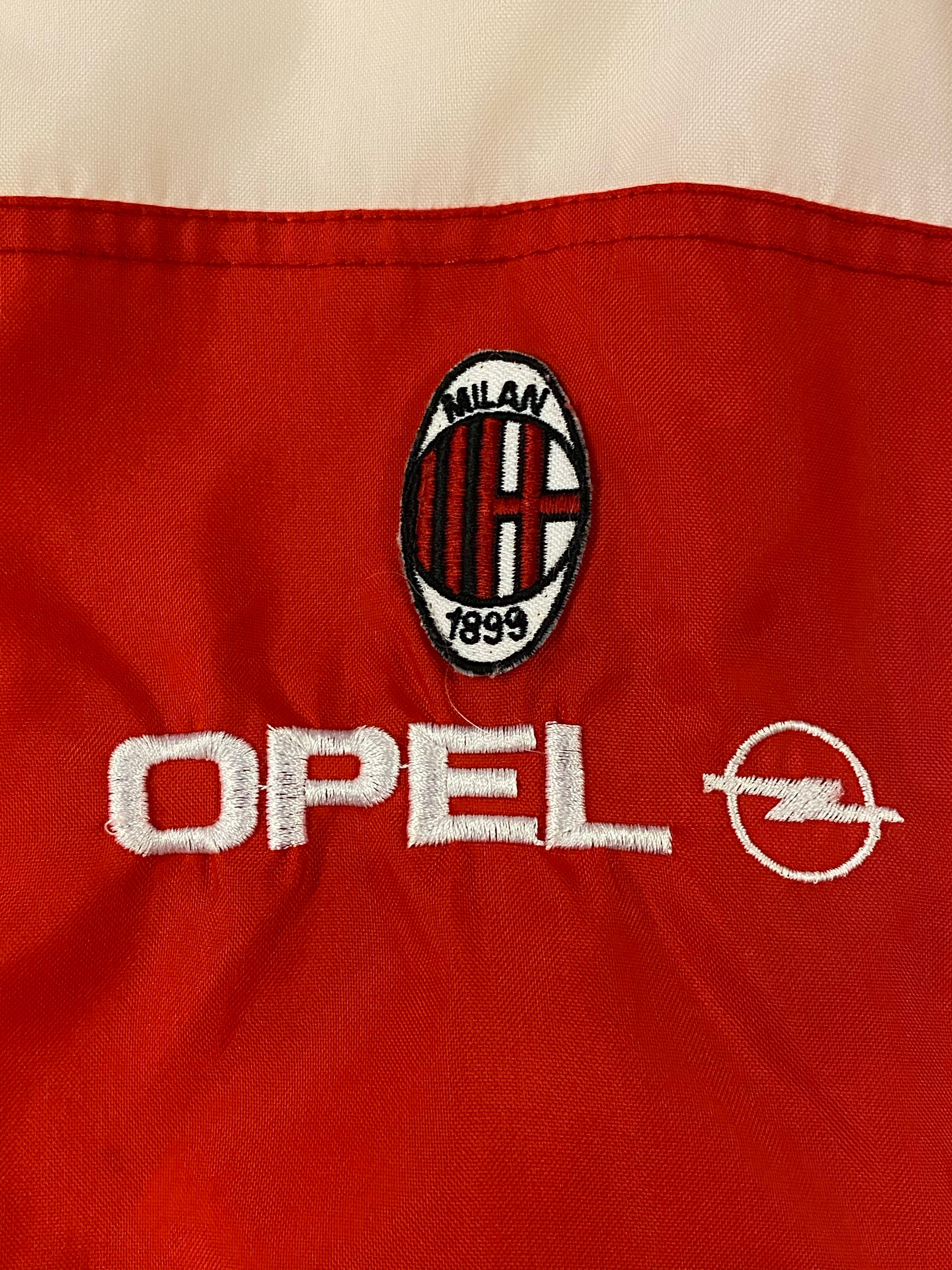 1994/95 AC Milan Bench Coat (XL) 7/10