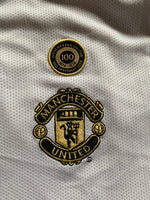 2001/02 Manchester United Away/Third Centenary Shirt (L) 9/10