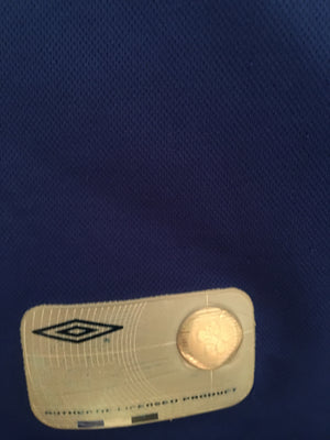 2001/03 Chelsea Home Shirt (S) 8.5/10
