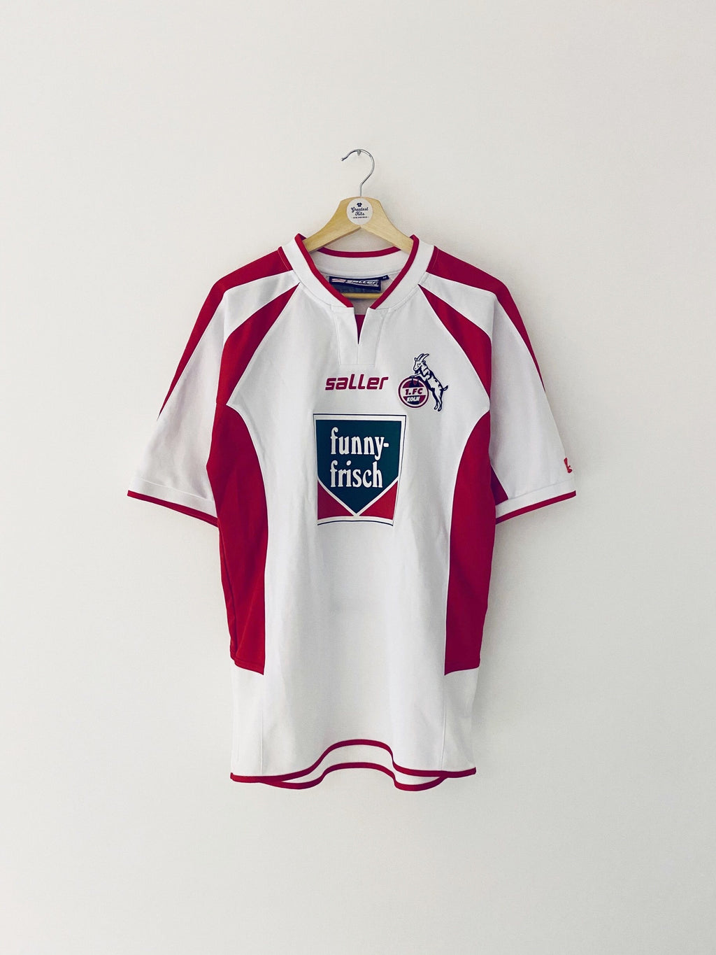 2004/05 FC Koln Away Shirt (M) 8/10