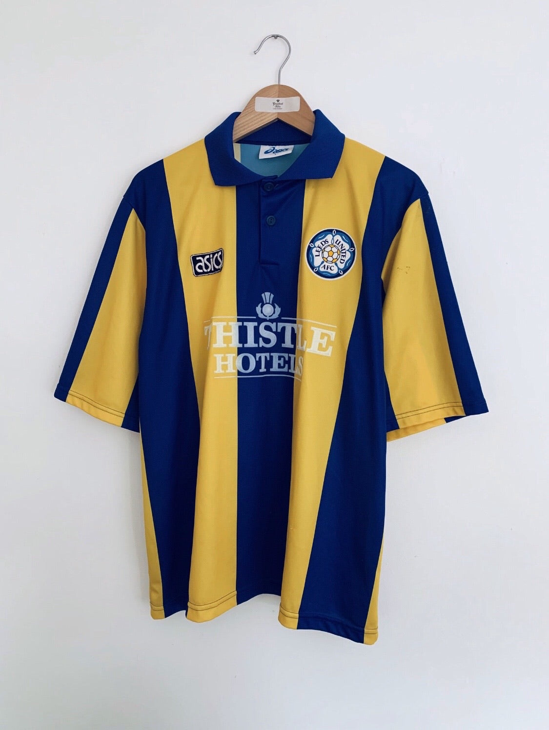 1993/95 Leeds United Away Shirt (L) 6.5/10