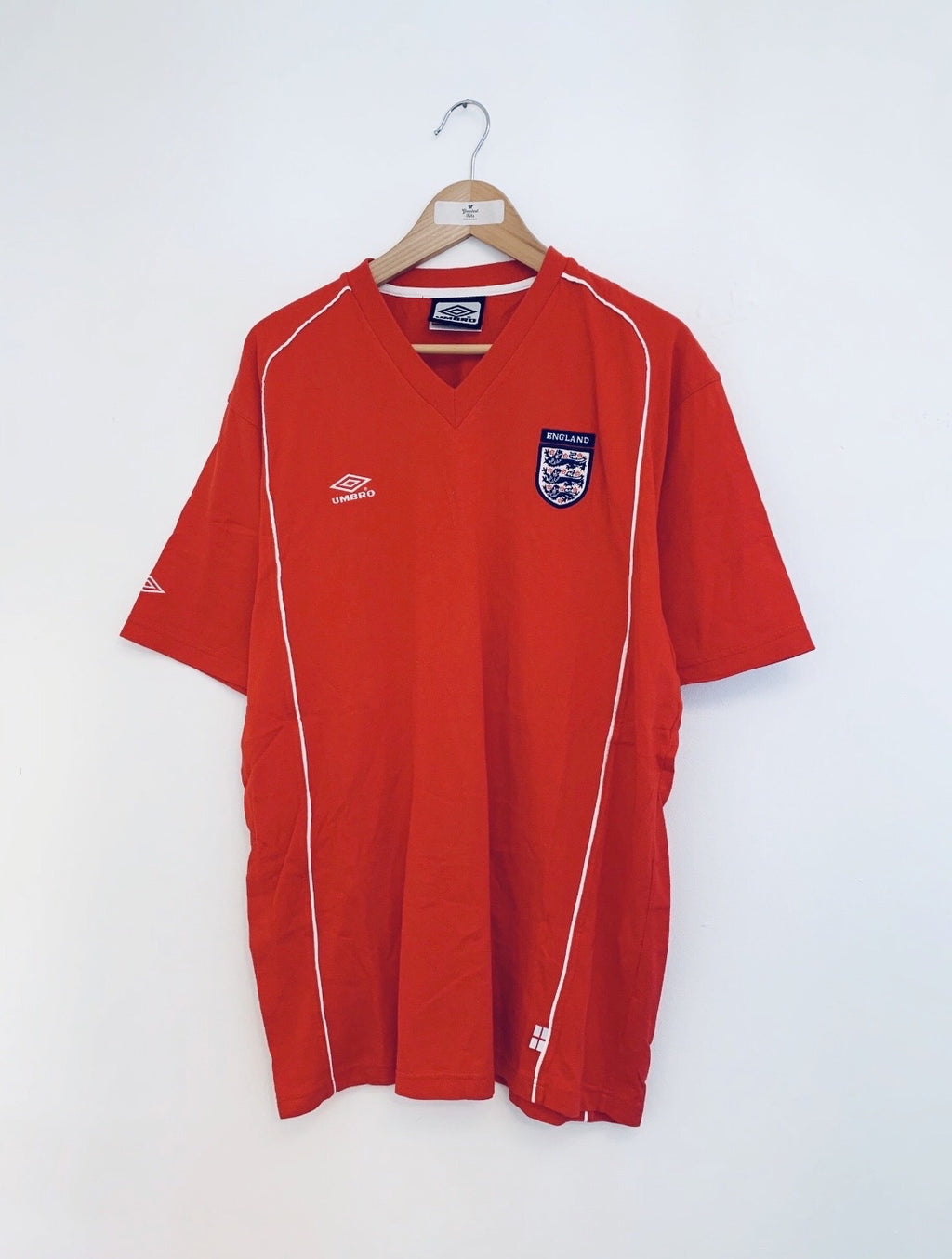 1999/01 England Training Shirt (L) 10/10