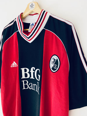 1998/99 Freiburg Home Shirt (XL) 9/10