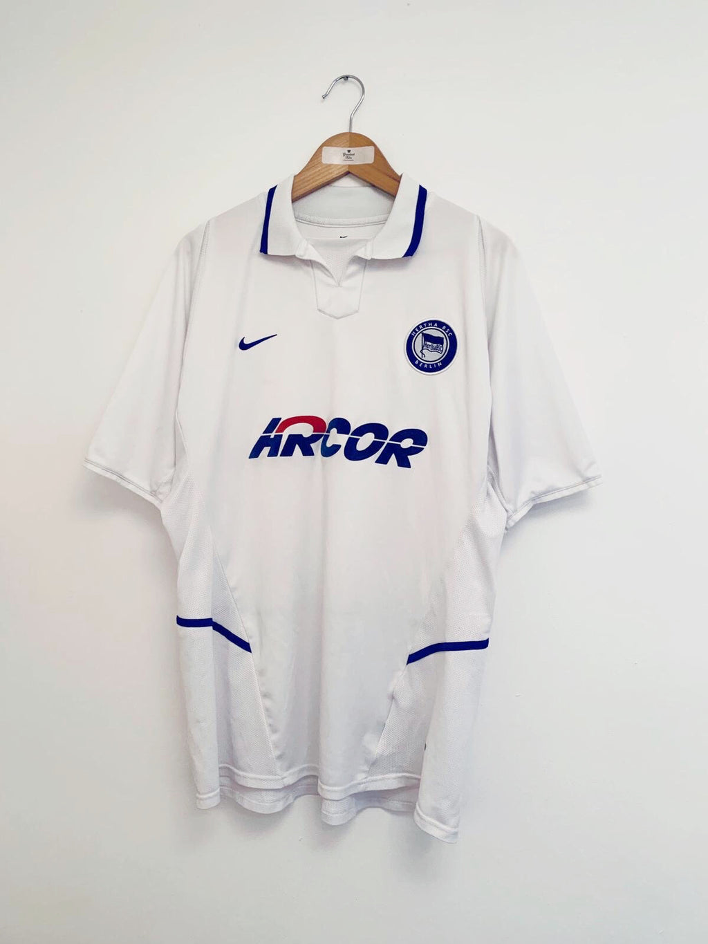 2002/03 Hertha Berlin Away Shirt (XL) 9/10