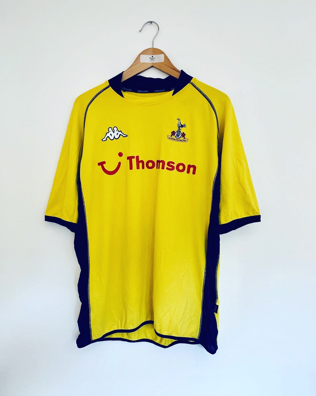 2002/03 Tottenham Third Shirt (XL) 7.5/10
