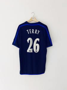 2002/04 Chelsea Away Shirt Terry #26 (L) 8/10
