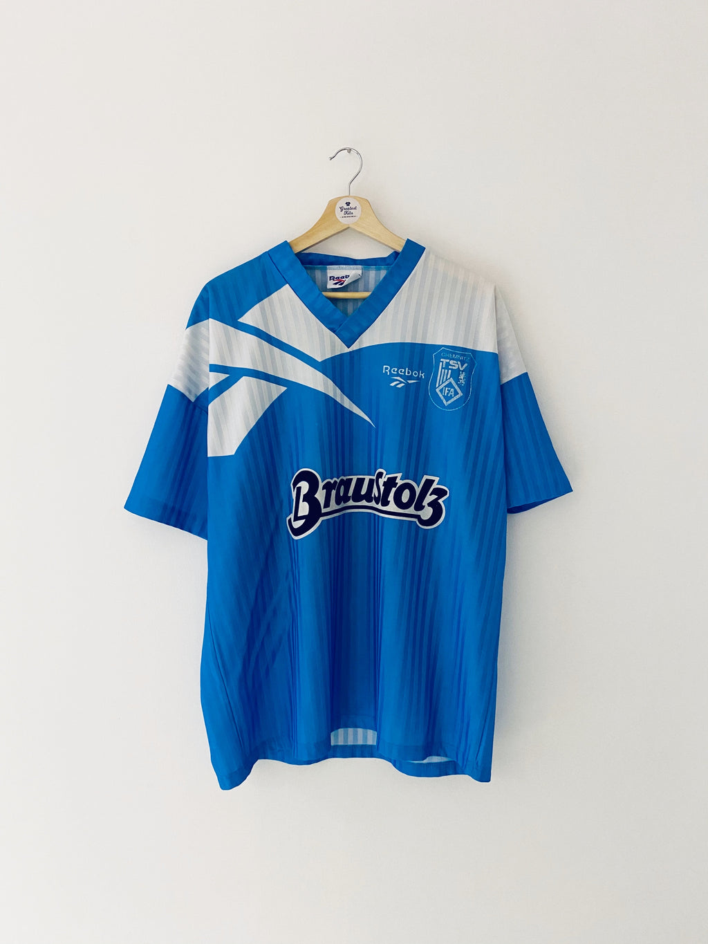 1994/95 TSV IFA Chemnitz Away Shirt #3 (XL) 8/10