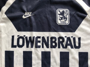 1995/96 1860 Munich Away Shirt (M) 9/10