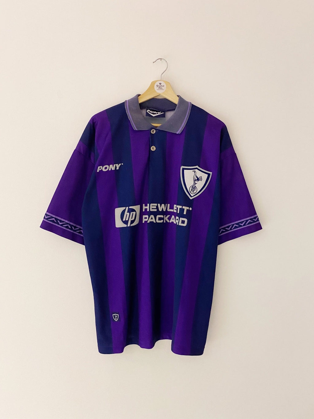 1995/97 Tottenham Away Shirt (XL) 7.5/10