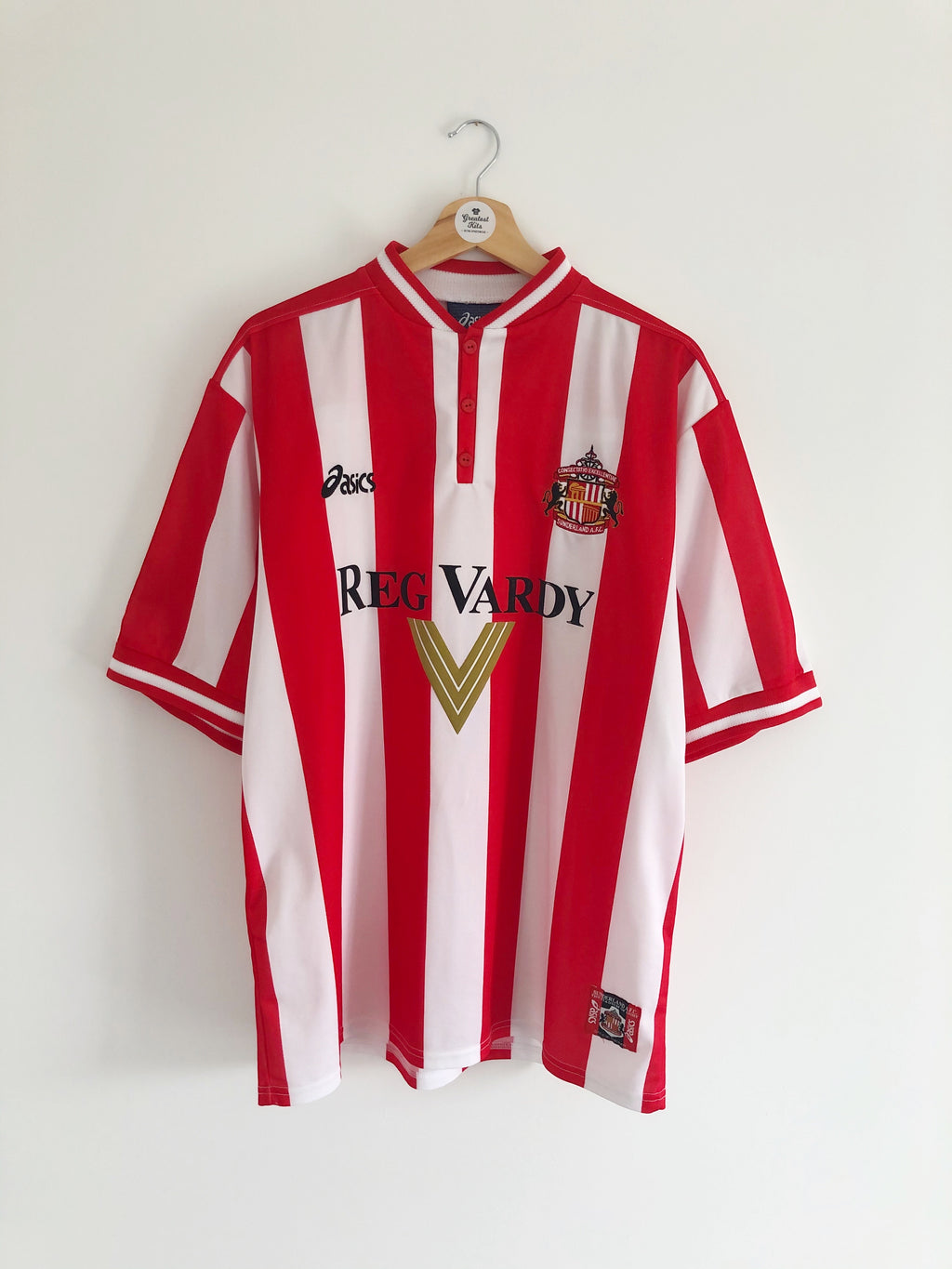1999/00 Sunderland Home Shirt (L) 9/10