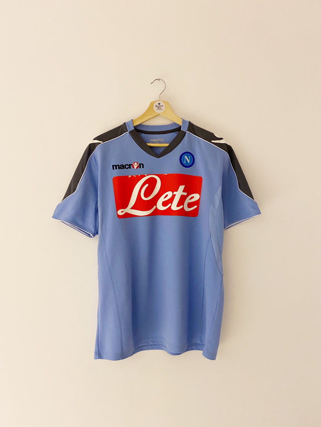 2010/11 Napoli Training Shirt (M) 7.5/10