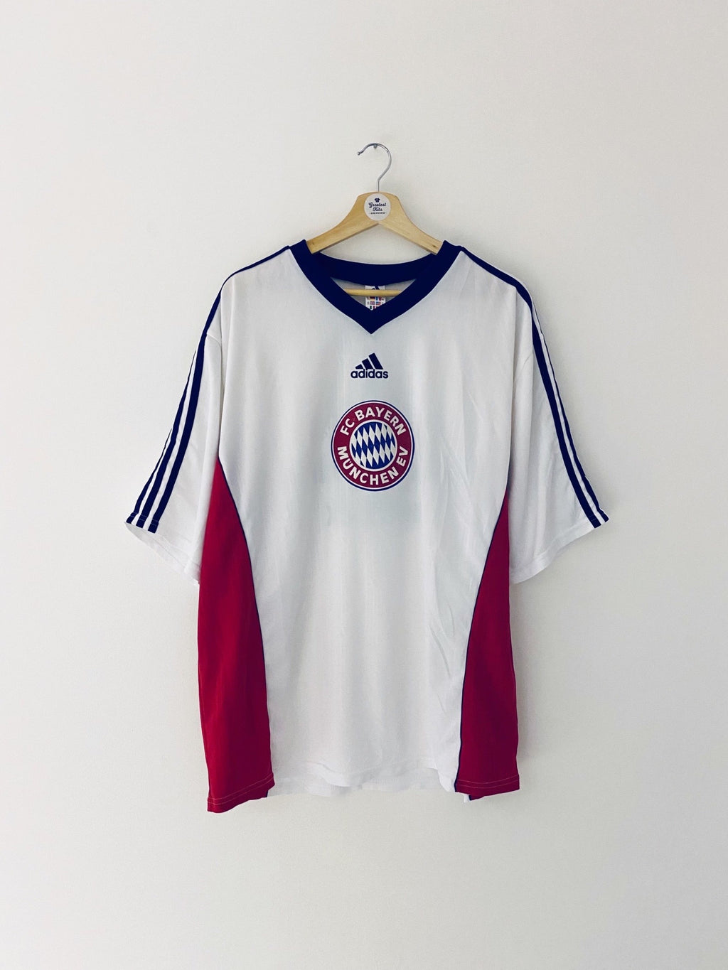 1998/99 Bayern Munich Training Shirt (XXL) 8.5/10