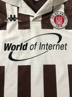 2000/01 St Pauli Home Shirt #3 (L)