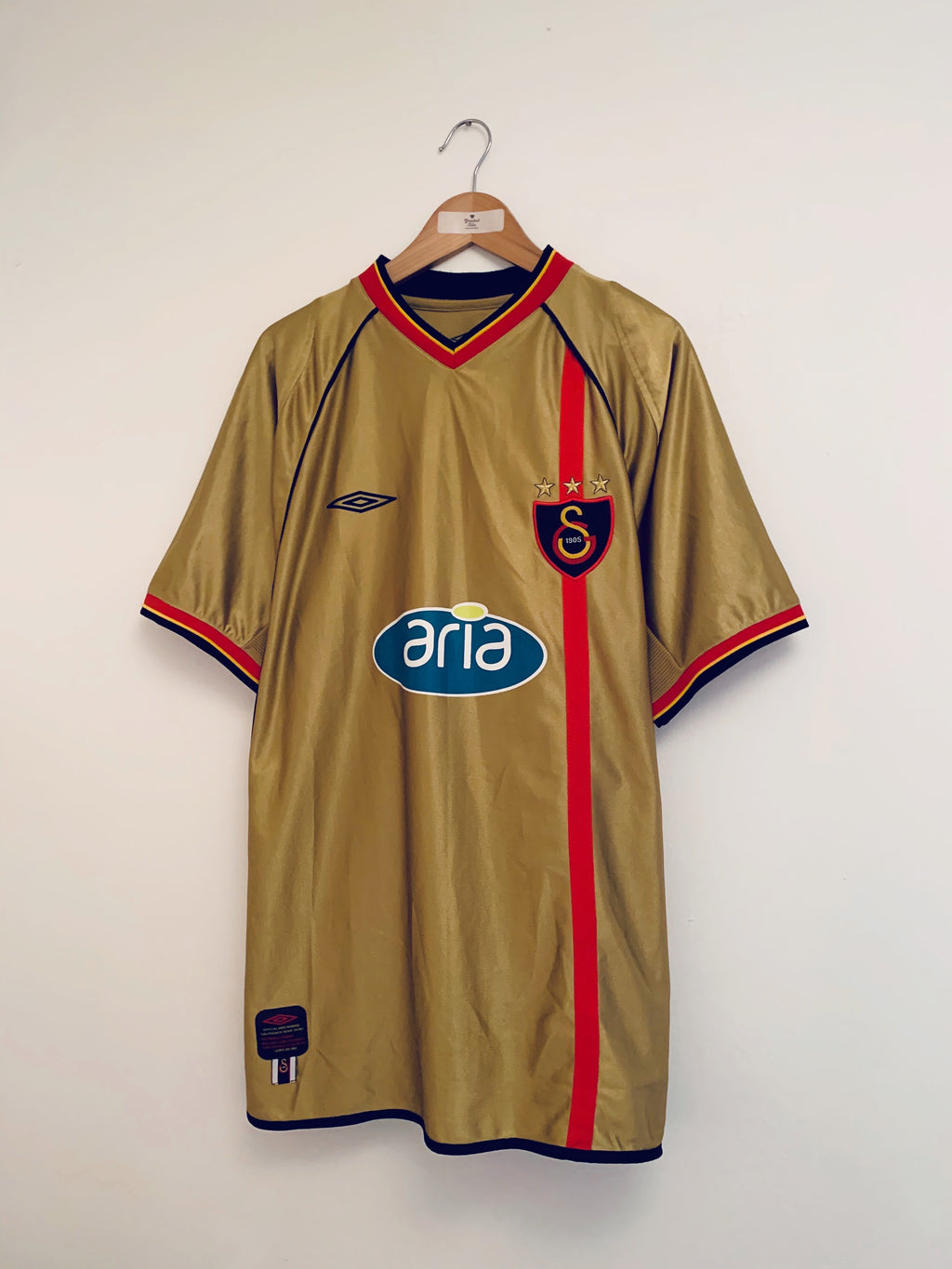 2002/03 Galatasaray Fourth Shirt (XL) 9/10