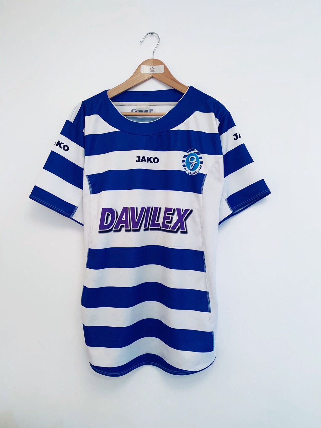 2005/06 De Graafschap Home Shirt (XL) 9/10
