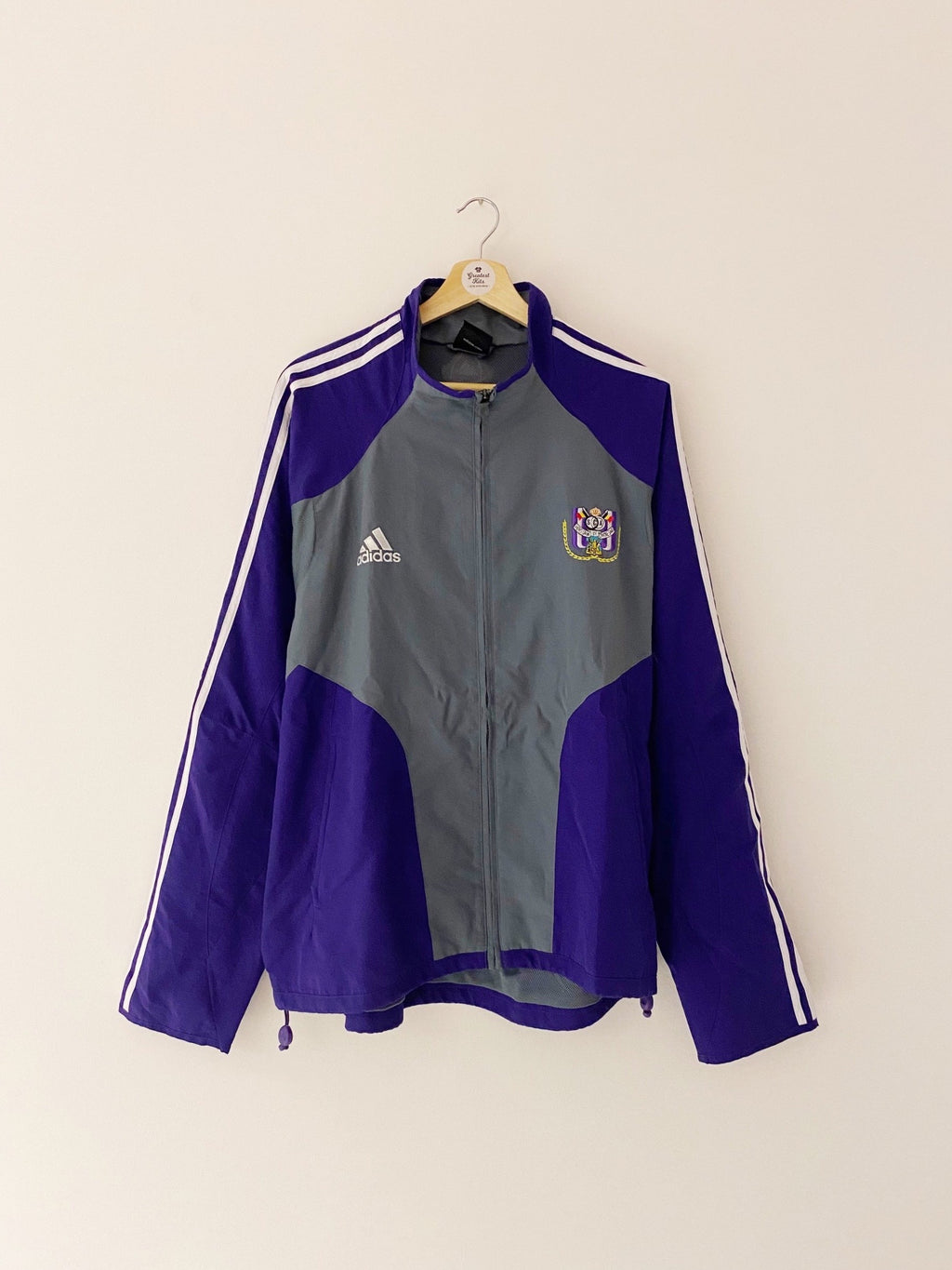 2004/05 Anderlecht Training Jacket (L/XL) 9/10