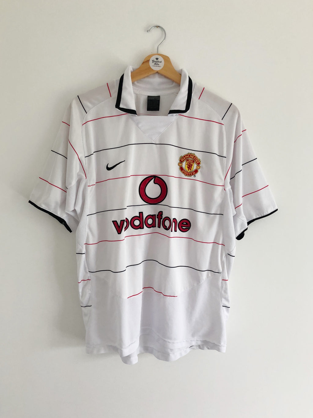 2003/05 Manchester United Third Shirt (L) 8.5/10