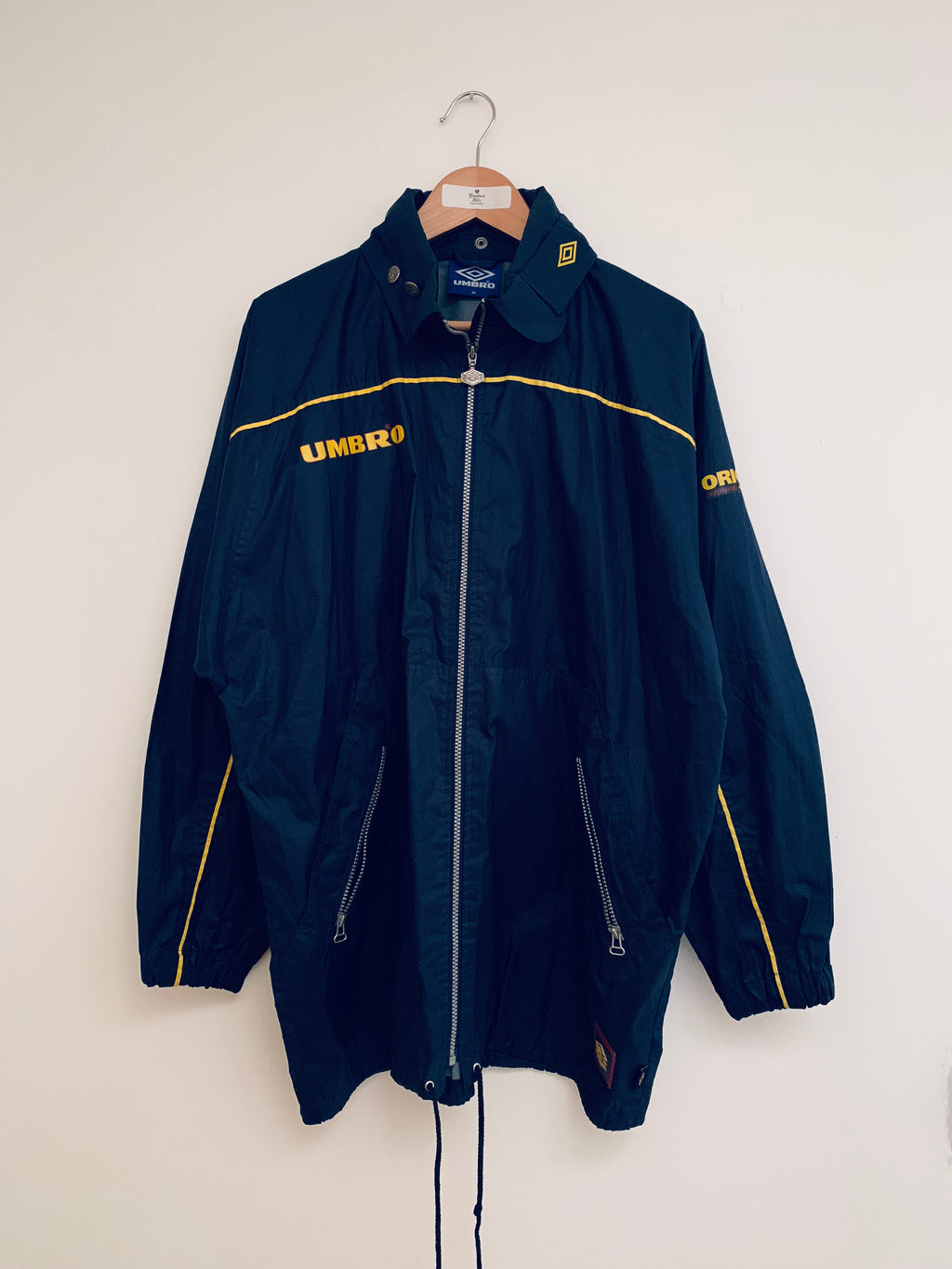 1994/96 Umbro Pro Training Jacket *MINT* (M) 10/10