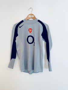 2004/05 Arsenal GK Shirt (L.Boys) 7.5/10