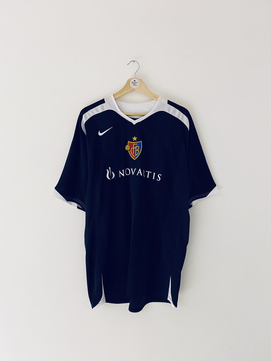 2005/06 Basel Third Shirt (XL) 7.5/10