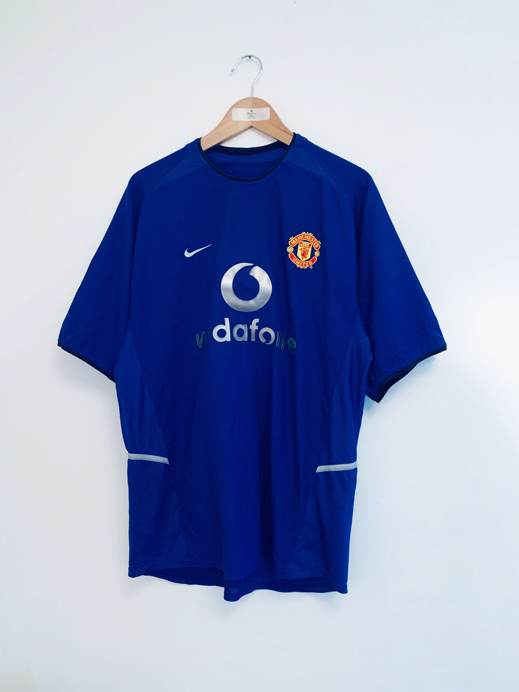 2002/03 Manchester United Third Shirt (L) 8.5/10